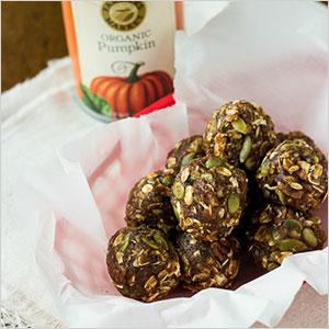 Pumpkin date balls | Sheknows.ca
