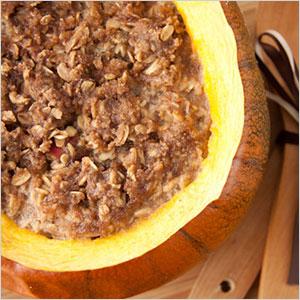Pumpkin baked oatmeal | Sheknows.ca