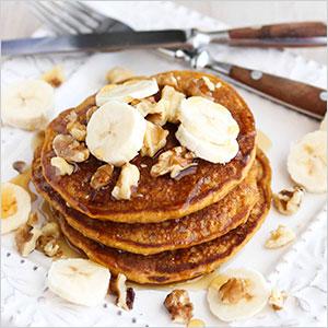 Gingerbread pumpkin pancakes | Sheknows.ca