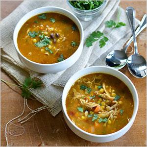 Chipolte chicken pumpkin soup | Sheknows.ca