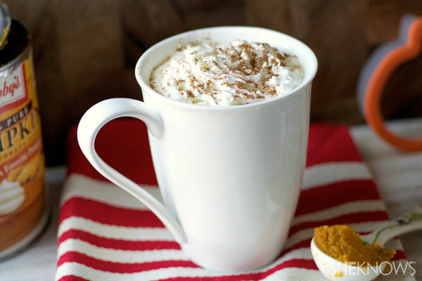 4 low fat homemade coffee drinks