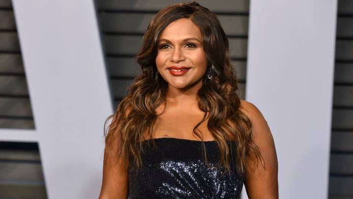 Mindy Kaling Loves Having One-Sided Chats
