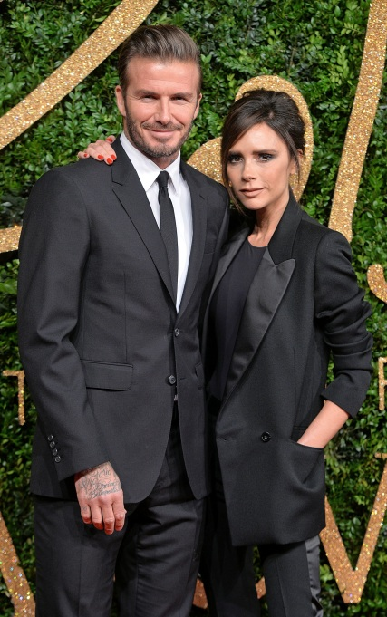Celebrities Who Got Pregnant at a Young Age: Victoria Beckham