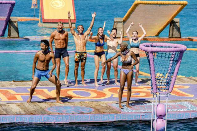 Original Naviti tribe wins challenge on Survivor: Ghost Island