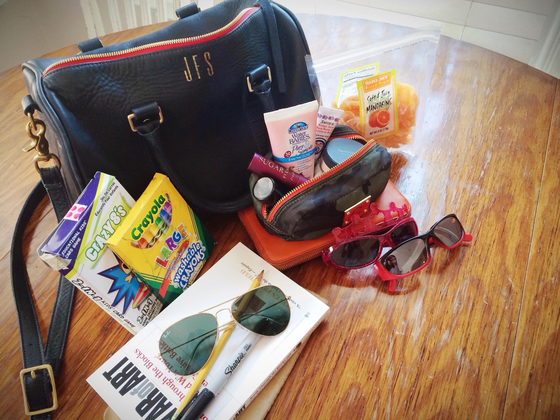 Jenny Feldon's purse | Sheknows.com