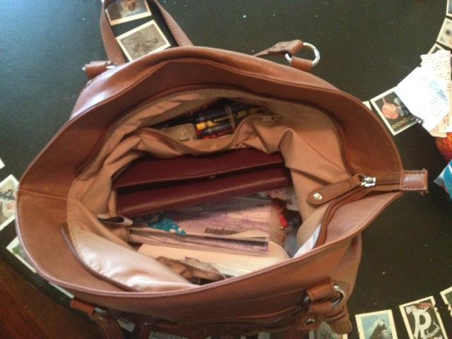 Leigh Ann Torres's purse | Sheknows.com