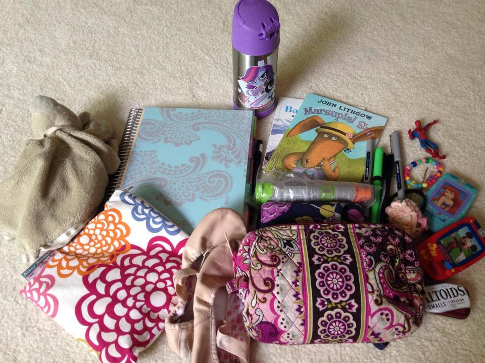 Angela Amman's purse | Sheknows.com