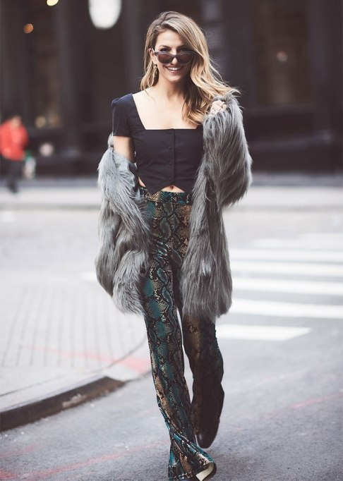 Standout Ways To Style Long Hair | Side Swept Waves