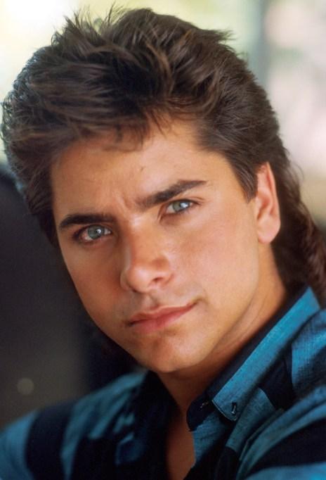 The best of John Stamos' hair: John Stamos 1984
