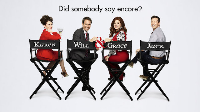 Check out the return dates for some of your favorite TV shows: 'Will & Grace'