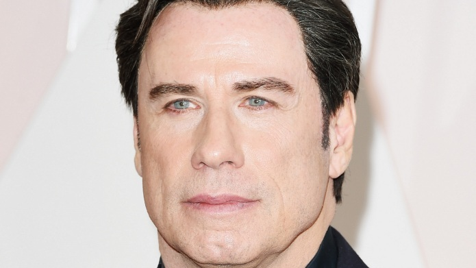 John Travolta, Scarlett Johansson got weirdly