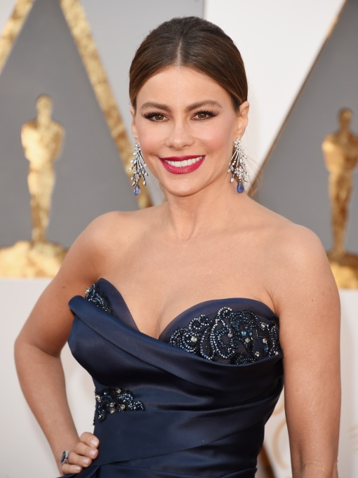 Celebrities Who Got Pregnant at a Young Age: Sofia Vergara