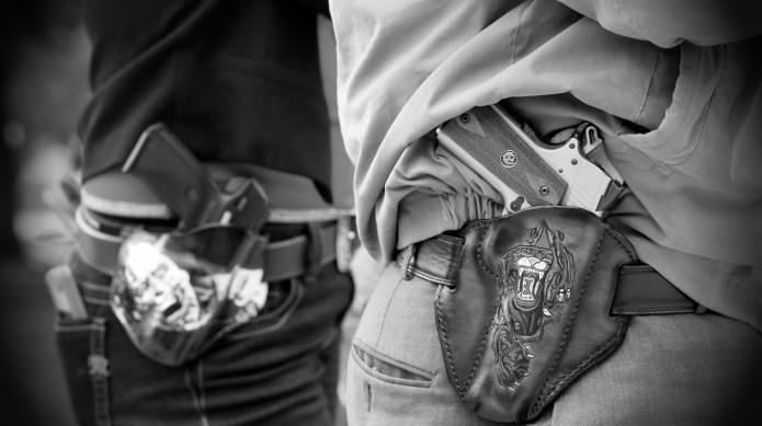 Philando Castile had a gun permit