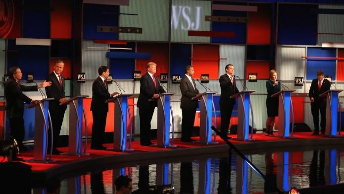 The fourth GOP debate — through