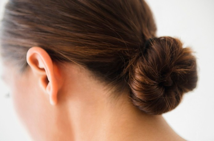 5 easy short-hair updos you'll wear