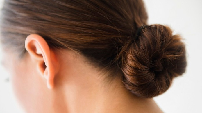 5 easy short-hair updos you'll wear
