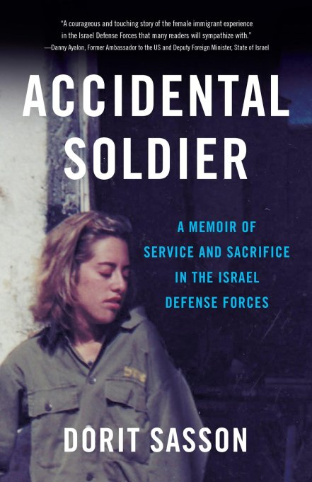 Accidental Soldier book cover