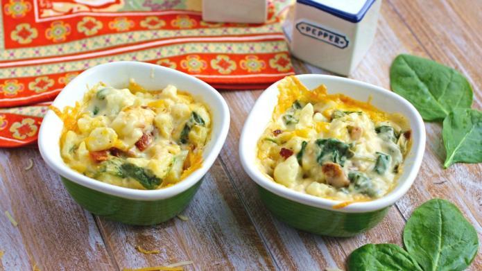 """GF Friday: Cauliflower """"mac"""" and cheese"""