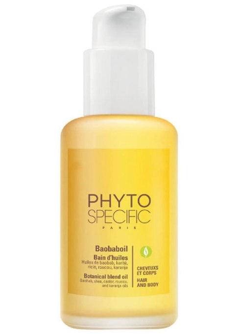 Body Oils To Layer Over Your Lotion: Phyto Specific Baobab Oil | Fall Skin Care