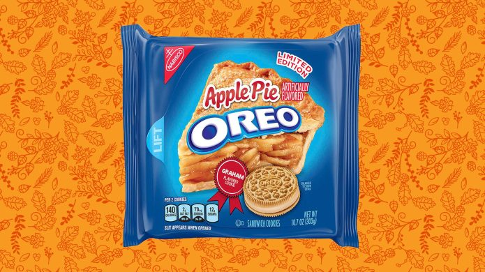 Apple Pie Oreos Have Finally Arrived