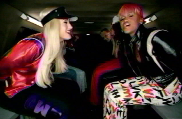 Gwen Stefani and Eve