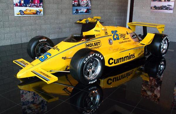 Penske Racing Museum, Phoenix