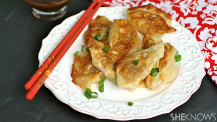 Chinese New Year Party Appetizers Make