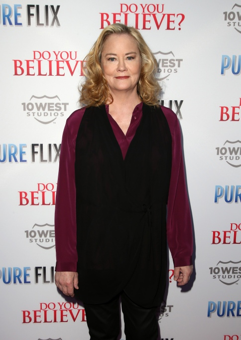 These celebrities may or may not be Wiccans: Cybill Shepherd