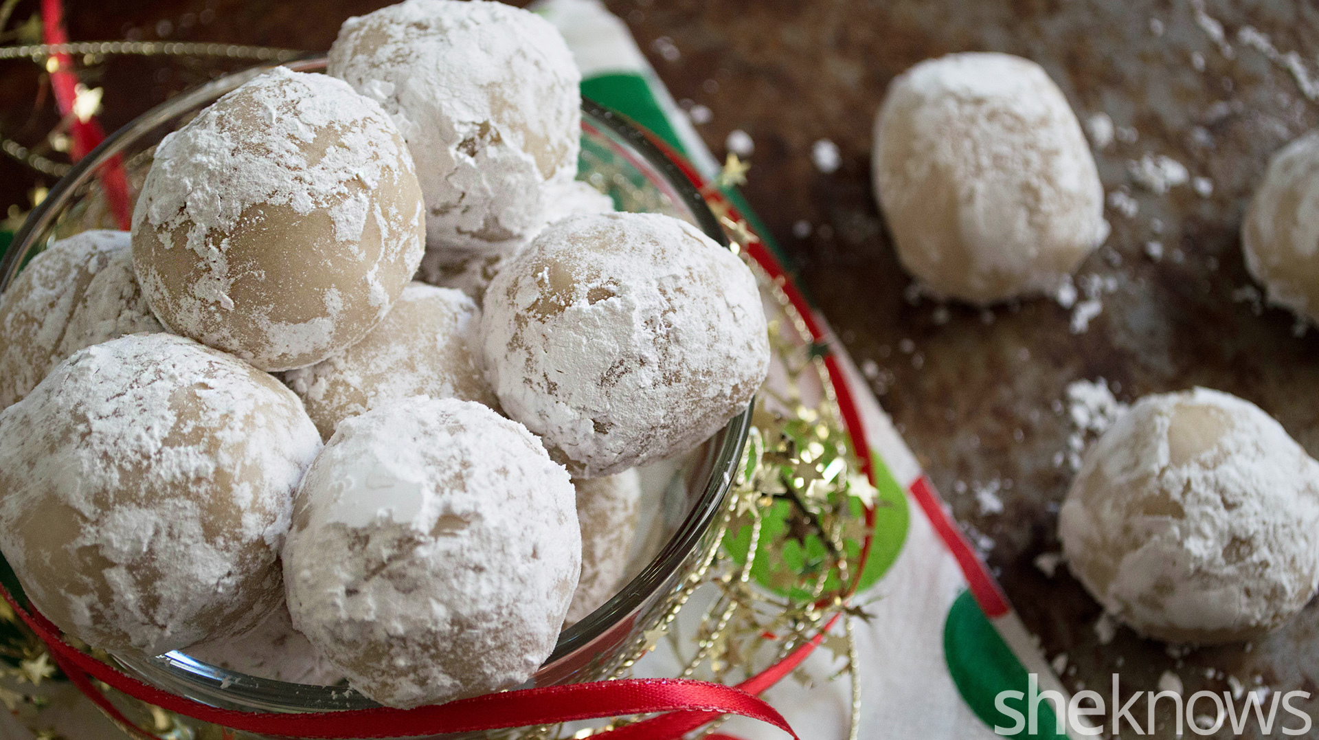 Don T Spend The Holidays Baking Whip Up No Bake Vegan Snowballs