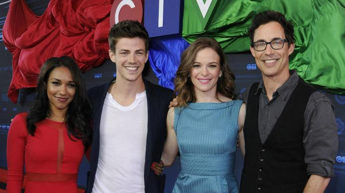 CW's The Flash: Your boyfriend will