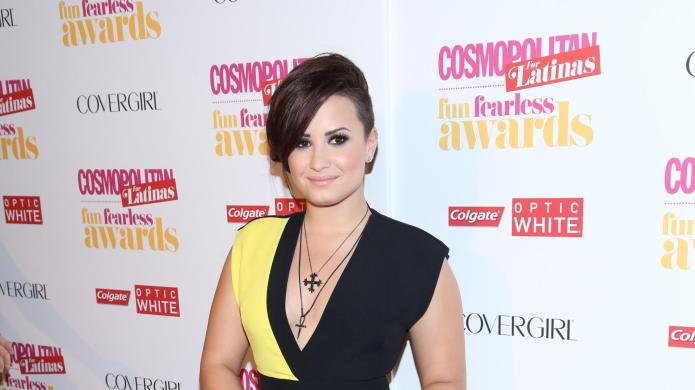 PHOTO: Demi Lovato honors her dad