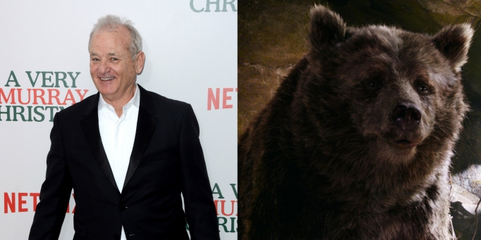 The Jungle Book Bill Murray