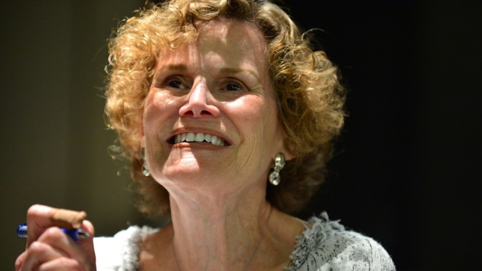 Proof that Judy Blume gives spectacular