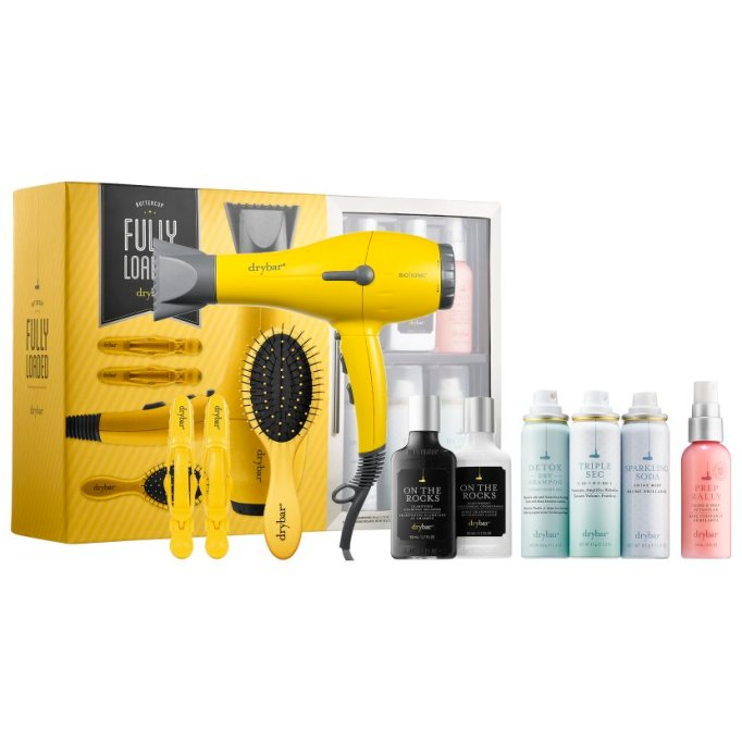 Beauty Products That Will Sell Out Fast This Holiday Season | DryBar Buttercup Fully Loaded