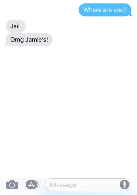 "The Funniest ""Texts from My Teen"" - Autocorrect fail"