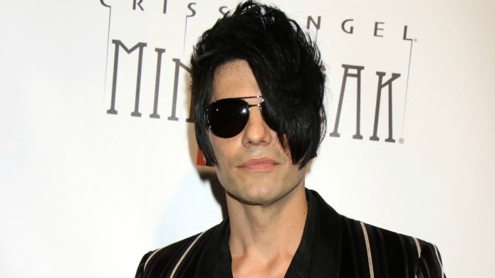 Criss Angel's turning his 2-year-old son's