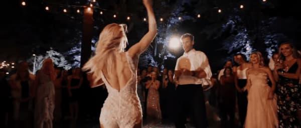 Julianne Hough, Brooks Laich, Wedding Video