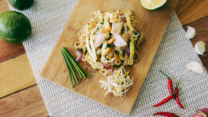 14 essential ingredients for cooking Thai