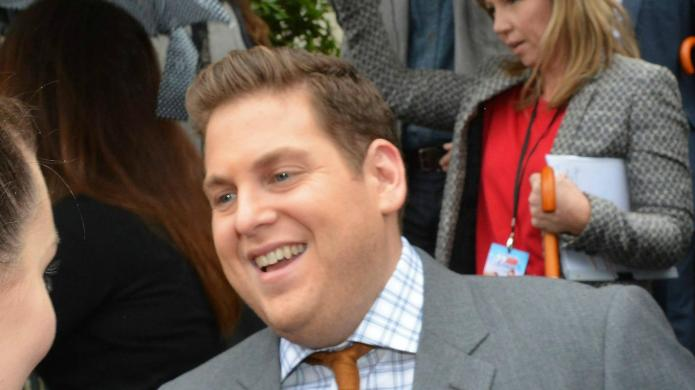 Jonah Hill's really sorry for the