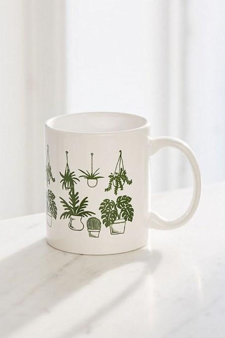 House Plant Mug