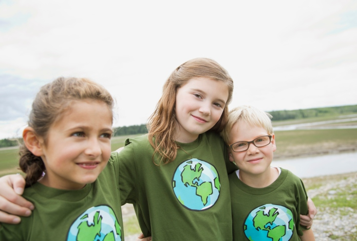 Earth Day activities for kids: 9