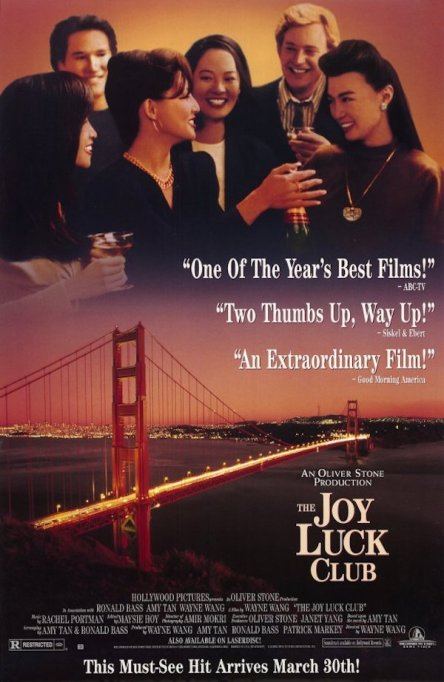 Movies turning 25 this year: The Joy Luck Club