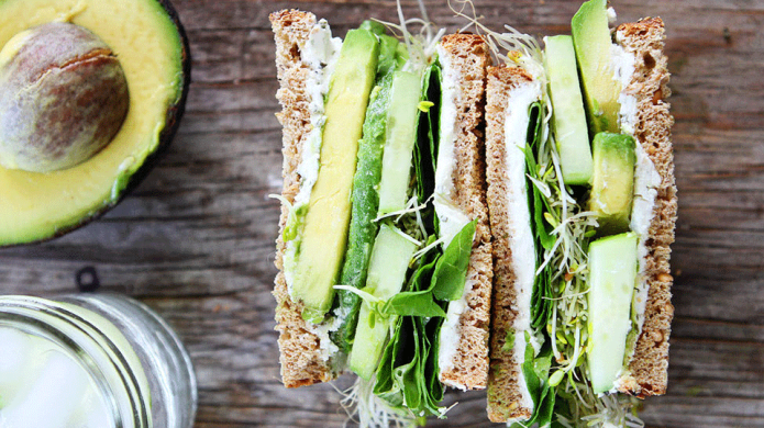 20 Healthy Sandwiches & Wraps That