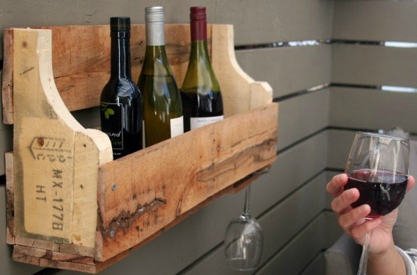 12 Amazing ways to recycle wooden