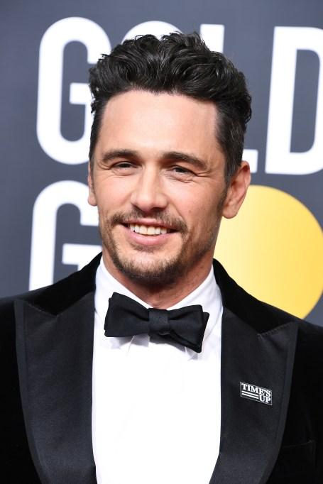 2018 Golden Globe Speeches: James Franco