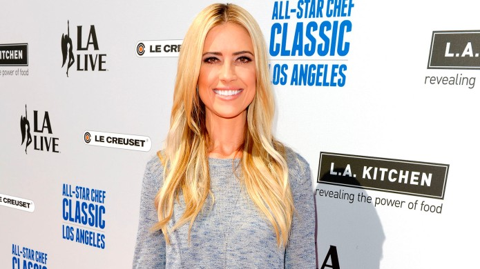 Christina El Moussa attends All-Star Chef
