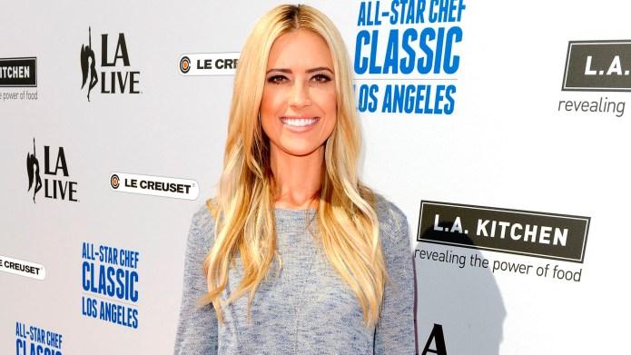 Christina El Moussa attends All-Star Chef