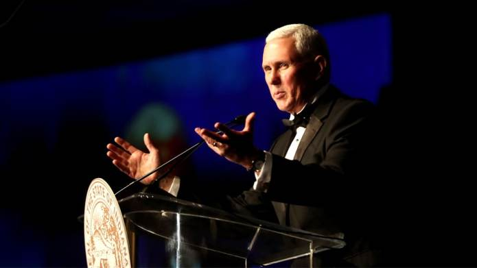 Mike Pence calls his wife 'Mother,'