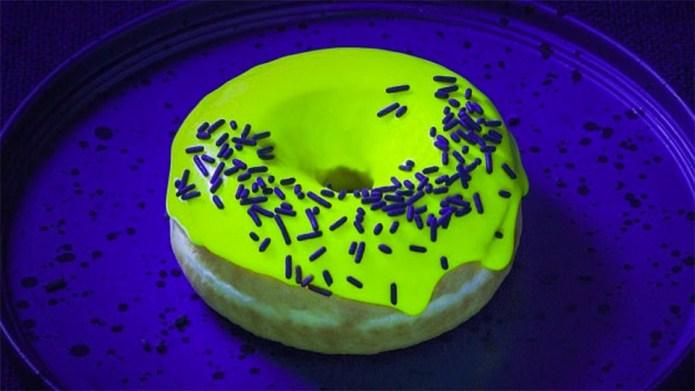 Breaking: Glow-in-the-Dark Doughnuts Exist