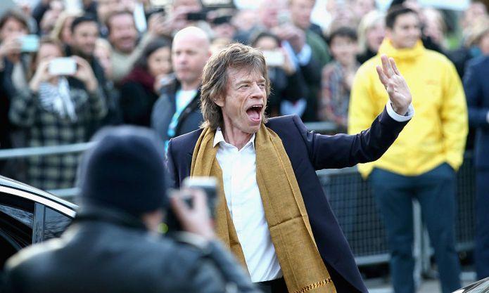 LONDON, ENGLAND - APRIL 04: Mick